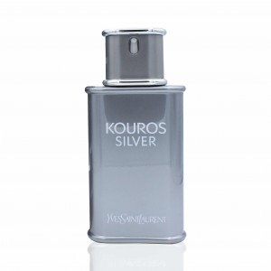 Yves Saint Laurent Kouros Silver For Men Perfume - 100ml