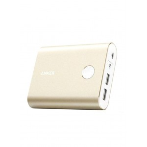 Anker PowerCore+ Power Bank 13400mAh QC3.0 Gold